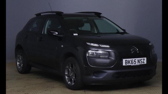 2015 65 CITROEN C4 CACTUS 1.6 BLUEHDI FEEL 5d 98 BHP