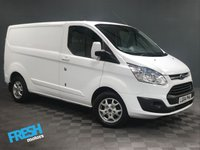 USED 2014 64 FORD TRANSIT CUSTOM 2.2 270 LIMITED L1H1 * 0% Deposit Finance Available