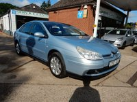 USED 2007 02 CITROEN C5 2.2 VTX PLUS HDI 5d 168 BHP SERVICE HISTORY,TWO KEYS,SAT NAV,CRUISE,DRIVES WELL