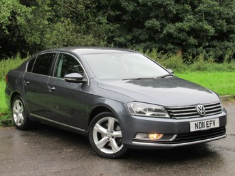 2011 VOLKSWAGEN PASSAT 2.0 SE TDI BLUEMOTION TECHNOLOGY 4d 139 BHP £5500.00