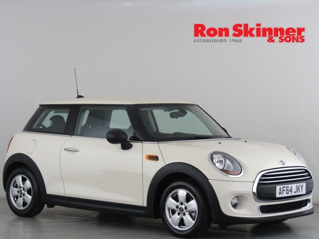 View our 2014 64 MINI HATCH ONE 1.5 ONE D 3d 94 BHP