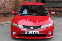 USED 2009 09 HONDA CIVIC 2.0 i-VTEC Type R GT 3dr FSH-12 STAMPS-2 FORMER KEEPERS