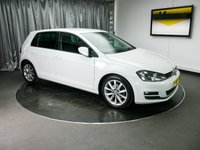 USED 2014 14 VOLKSWAGEN GOLF 2.0 GT TDI BLUEMOTION TECHNOLOGY 5d 148 BHP £0 DEPOSIT FINANCE AVAILABLE, AUX INPUT, AIR CONDITIONING, BLUETOOTH CONNECTIVITY, CLIMATE CONTROL, COLOUR DISPLAY SCREEN, DAB RADIO, ELECTRONIC PARKING BRAKE, STEERING WHEEL CONTROLS, TRIP COMPUTER