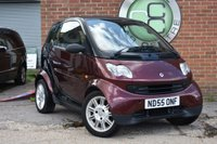 USED 2005 55 SMART FORTWO 0.7 PURE SOFTIP 2d AUTO 61 BHP