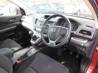 USED 2013 13 HONDA CR-V 2.2 I-DTEC SE 5d 148 BHP 4x4 FULL HONDA SERVICE HISTORY