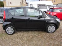 USED 2013 63 VAUXHALL AGILA 1.0 S ECOFLEX 5d 67 BHP 1 PREV OWNER ONLY 17000 MILES