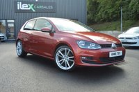 2013 VOLKSWAGEN GOLF 2.0 GT TDI BLUEMOTION TECHNOLOGY 3d 148 BHP £8995.00
