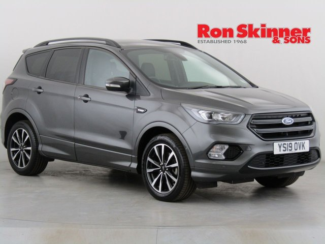 View our 2019 19 FORD KUGA 2.0 ST-LINE TDCI 5d 148 BHP