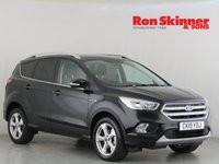 USED 2019 19 FORD KUGA 1.5 ZETEC 5d 148 BHP with Appearance Pack + 18in Alloys