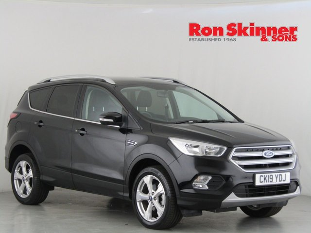 View our 2019 19 FORD KUGA 1.5 ZETEC 5d 148 BHP with Appearance Pack + 18in Alloys