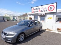 USED 2009 09 BMW 3 SERIES 2.0 318D M SPORT 4 DOOR 141 BHP CALL FOR FINANCE OPTIONS