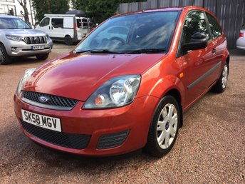 2008 FORD FIESTA 1.2 STYLE CLIMATE 16V 3d 78 BHP £1395.00