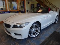 USED 2010 10 BMW Z4 2.5 Z4 SDRIVE23I M SPORT ROADSTER 2d 201 BHP 151 MPH! 0-60 MPH IN 6.6 SEC!!