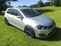 USED 2014 14 VOLKSWAGEN GOLF 1.6 S TDI BLUEMOTION TECHNOLOGY 5d 103 BHP **EXCELLENT FINANCE PACKAGES**FULL SERVICE HISTORY**TIMING BELT KIT REPLACED**FREE ROAD TAX**