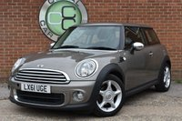 USED 2011 61 MINI HATCH ONE 1.6 ONE 3d 98 BHP WE OFFER FINANCE ON THIS CAR