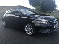 2015 MERCEDES-BENZ A CLASS 1.5 A180 CDI SPORT EDITION 7G AUTO 5 DOOR 1 LADY OWNER £20 A YEAR TAX  £12595.00