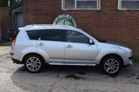 USED 2009 09 CITROEN C-CROSSER 2.2 EXCLUSIVE HDI 5d 155 BHP WE OFFER FINANCE ON THIS CAR