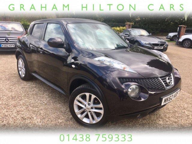 2012 Nissan Juke Tekna £7,000