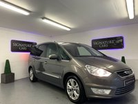 USED 2013 13 FORD GALAXY 2.0 TITANIUM TDCI 5d 161 BHP
