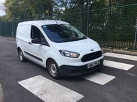 2018 FORD TRANSIT COURIER 1.5 BASE TDCI 1d 74 BHP
