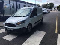 USED 2018 67 FORD TRANSIT COURIER 1.5 BASE TDCI 1d 74 BHP All Vehicles with minimum 6 months Warranty, Van Ninja Health Check and cannot be beaten on price!