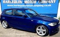 USED 2007 57 BMW 1 SERIES 2.0 120D M SPORT 3d AUTO 175 BHP