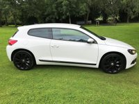 USED 2014 63 VOLKSWAGEN SCIROCCO 2.0 GT TDI BLUEMOTION TECHNOLOGY 2d 140 BHP **EXCELLENT FINANCE PACKAGES**FULL STAMPED SERVICE HISTORY**TIMING BELT + WATER PUMP REPLACED**