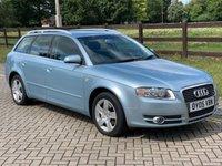 2005 AUDI A4 2.0 TDI SE 5d 140 BHP £1795.00