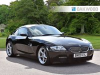 USED 2009 09 BMW Z4 3.0 Z4 SI COUPE 2d AUTO 265 BHP
