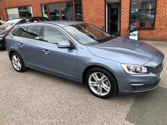 2016 VOLVO V60 2.4 D5 TWIN ENGINE SE NAV 5DOOR AUTO 231 BHP £17495.00