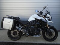 USED 2014 14 TRIUMPH EXPLORER Tiger Explorer 1215 ABS