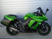 USED 2014 14 KAWASAKI Z1000SX ZX 1000 LEF Z1000SX ABS TOUR PERFORMANCE