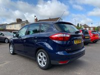 USED 2013 13 FORD C-MAX 1.0 ZETEC 5d ECOBOOST, 1 OWNER FROM NEW 6 SERVICE STAMPS  NO DEPOSIT  FINANCE ARRANGED, APPLY HERE NOW