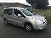 2009 CITROEN BERLINGO 1.6 HDI MULTI-SPACE PREVIOUSLY SOLD BY OURSELVES  £3195.00
