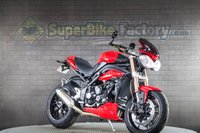 USED 2012 12 TRIUMPH SPEED TRIPLE 1050 - ALL TYPES OF CREDIT ACCEPTED. GOOD & BAD CREDIT ACCEPTED, OVER 600+ BIKES IN STOCK
