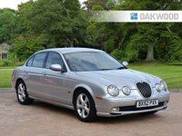 2002 JAGUAR S-TYPE 3.0 SPORT V6 4d AUTO 240 BHP £2495.00