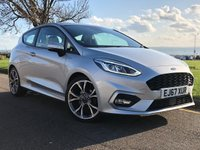USED 2017 67 FORD FIESTA 1.0 ST-LINE 3d 99 BHP NO DEPOSIT FINANCE AVAILABLE