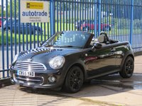 USED 2015 65 MINI ROADSTER 1.6 COOPER 2dr Convertible Air con Alloys Convertible Roadster