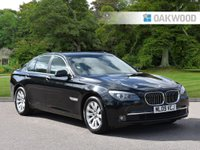 2009 BMW 7 SERIES 3.0 730D SE 4d AUTO 242 BHP