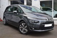 2016 CITROEN C4 GRAND PICASSO 1.6 BLUEHDI SELECTION 5d 118 BHP £10495.00