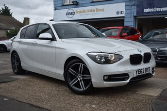 2012 BMW 1 SERIES 2.0 118D SPORT 5d 141 BHP £SOLD