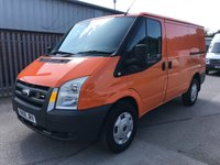 2008 FORD TRANSIT T330 100PS RWD SWB EX RAC **GREAT SPEC**NO VAT** £2295.00