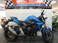 USED 2016 16 SUZUKI GSR750 AL6 ABS 749cc LOW MILES!!! MINT CONDITION!!!