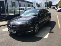 USED 2017 67 VAUXHALL INSIGNIA 1.6 GRAND SPORT ELITE NAV ECOTEC 5d 134 BHP All Vehicles with minimum 6 months Warranty, Van Ninja Health Check and cannot be beaten on price!