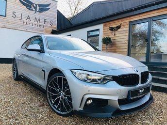 2016 BMW 4 SERIES 3.0 435D XDRIVE M SPORT 2d AUTO 309 BHP £22990.00