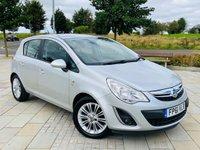 2011 VAUXHALL CORSA 1.4 SE 5d AUTO 98 BHP £5995.00