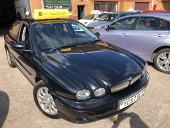 2007 JAGUAR X-TYPE 2.2 SOVEREIGN 4d 152 BHP £2495.00