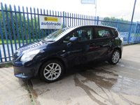 2011 TOYOTA VERSO 2.0 T SPIRIT D-4D 5dr Pan roof Climate Alloys £SOLD