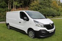 2016 RENAULT TRAFIC 1.6 LL29 BUSINESS DCI 1d 120 BHP £9000.00