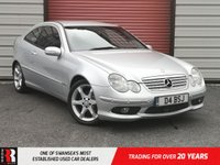 USED 2007 57 MERCEDES-BENZ C CLASS 2.1 C220 CDI SPORT EDITION 3d 148 BHP AMG Body Styling